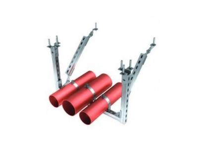 组合抗震支吊架