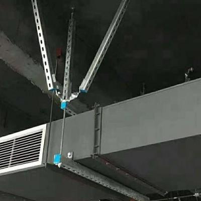 桥架抗震支架【山东绿兴】桥架抗震支架生产厂家