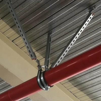 单管抗震支架