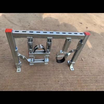 抗震支架电缆桥架侧纵向支架