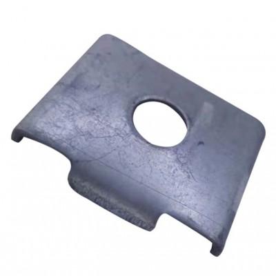 抗震镀锌配件梁夹 U型支架压板钢连接件 不锈钢梁夹紧固件批发
