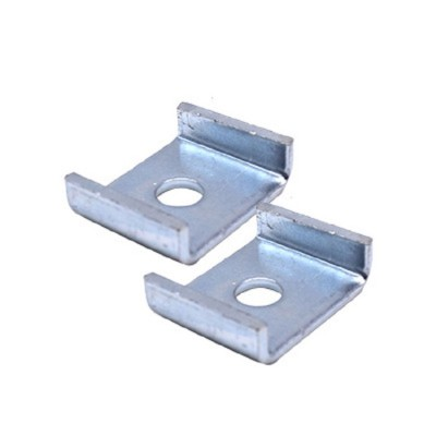 厂家直销抗震支架专用C型钢扣板扣垫
